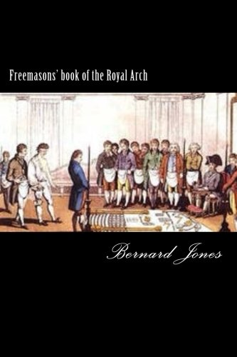 Freemasons' book of the Royal Arch (not facsimile!)