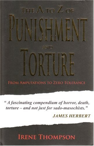41Wj73L1JiL The A Z of Punishment and Torture
