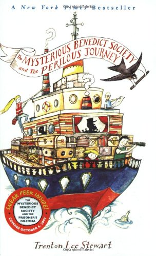 51Bdy%2By8P0L The Mysterious Benedict Society and the Perilous Journey