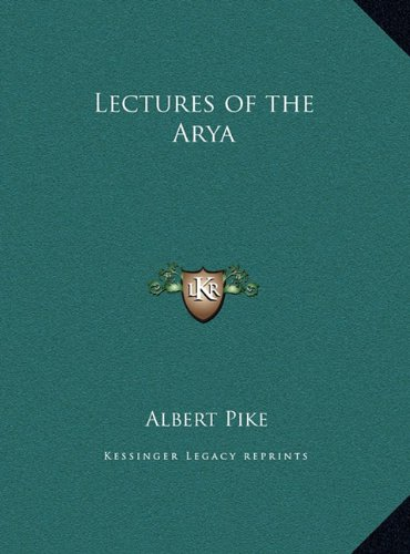 Lectures of the Arya