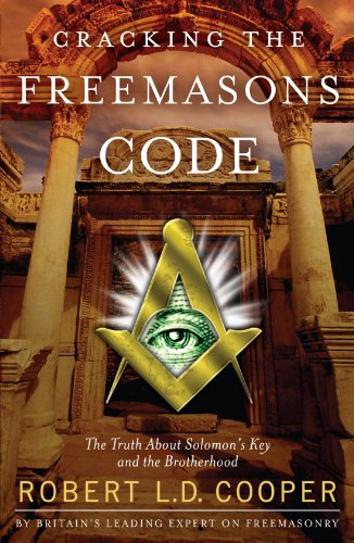 51VavL%2B%2BvTL Cracking the Freemasons Code: The Truth About Solomons Key and the Brotherhood