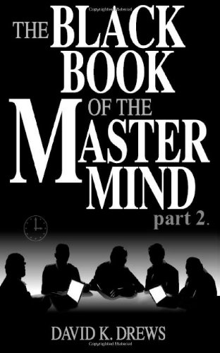 The Black Book of the Master Mind Part 2 (Volume 2)