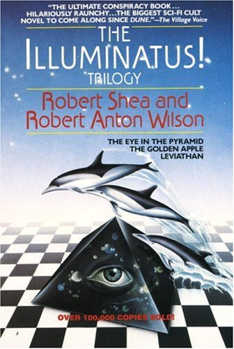 51hnDH%2BJS6L The Illuminatus! Trilogy: The Eye in the Pyramid, The Golden Apple, Leviathan