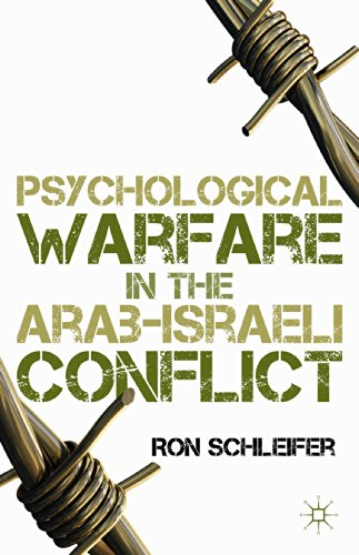 51i9D%2BLXaYL Psychological Warfare in the Arab Israeli Conflict