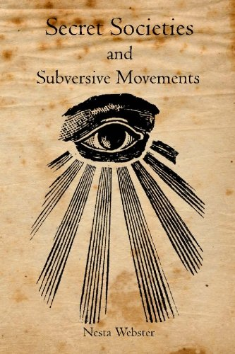 51m29aWBg8L Secret Societies and Subversive Movements