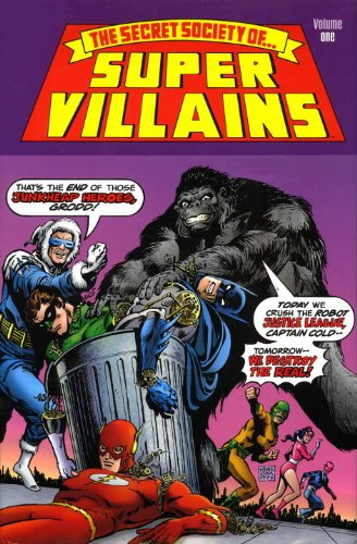The Secret Society of Super-Villains Vol. 1