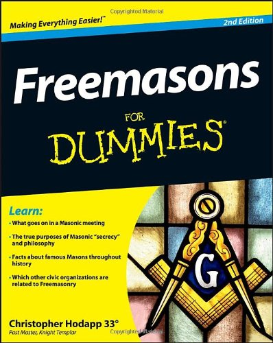 51uav68vR4L Freemasons For Dummies