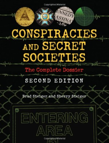 51xedSXkEoL Conspiracies and Secret Societies: The Complete Dossier