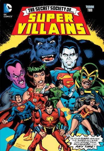 Secret Society of Super-Villains Vol. 2