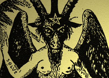 leadbaphomet1 Who is Baphomet?